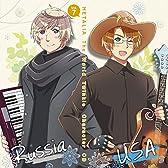 アニメ「 ヘタリア The World Twinkle 」 キャラクターCD Vol.7 アメリカ & ロシア