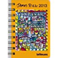 Rizzi 2013. Taschenkalender Deluxe