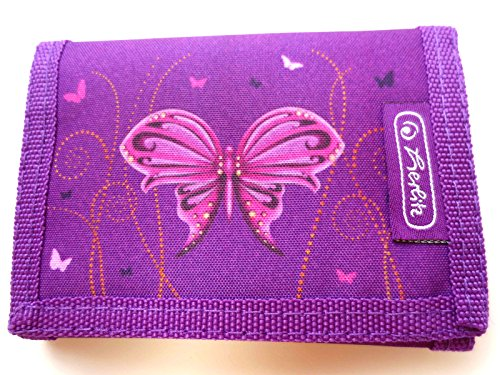 Purse Butterfly Pink for Children - 1