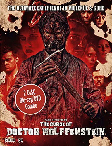 Blu-ray : The Curse of Doctor Wolffenstein (With DVD, Widescreen, Dolby)