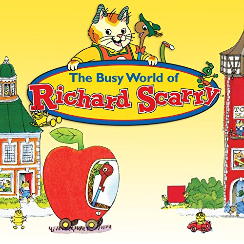 Busy World of Richard Scarry: Season 5