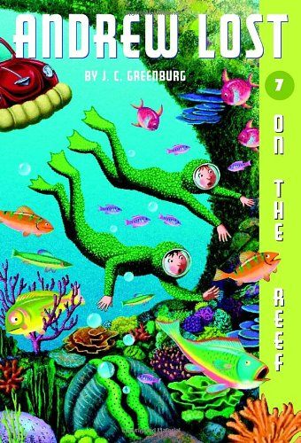 Andrew Lost #7: On the Reef (A Stepping Stone Book(TM))