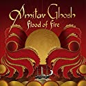 Flood of Fire: Ibis Trilogy, Book 3 Audiobook by Amitav Ghosh Narrated by Raj Ghatak