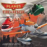 Planes: Fire and Rescue 2015 Wall Calendar