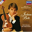 Bruch & Mendelssohn - Concertos pour Violon