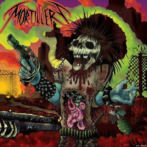 Murder Death Kill by Mortillery (2012) Audio CD