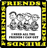 I Need All The Friends I Can Get (Peanuts)