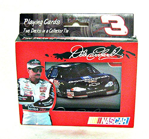 Dale Earnhardt Nascar 2-decks Playing Cards - 1