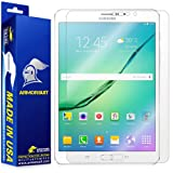 ArmorSuit Samsung Galaxy Tab S2 8.0-Inch Screen Protector Max Coverage MilitaryShield Screen Protector for Galaxy Tab S2 8.0-Inch - HD Clear Anti-Bubble (Color: Clear)