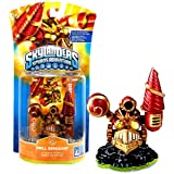 61mQpyRm3wL. SL160  Activision Year 2011 Video Game Series Skylanders Spyros Adventure 2 1/2 Inch Tall Character Game Piece Figure   DRILL SERGEANT   Licensed to Drill! (Works with the Skylanders Spyros Adventure Video Game, Video Game sold Separately)