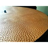 Premium Swiss Leather Turntable Mat | Sandstone | Slipmat Made in USA