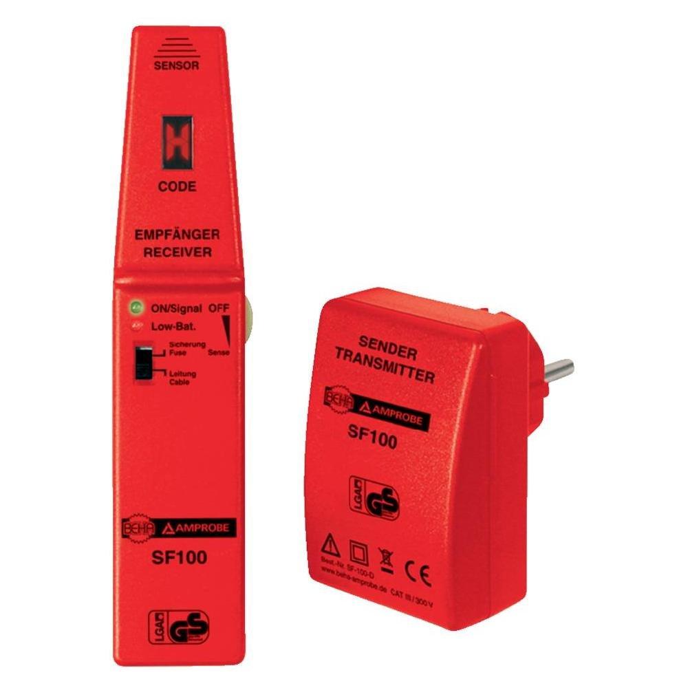 Fluke SicherungsfinderSet SF100 rt Leitungssucher  Bewertungen und Beschreibung