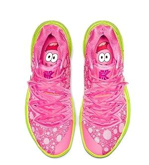 Nike Kyrie 5 (GS) SBSP SpongebobPatrick Lotus Pink 6.5Y