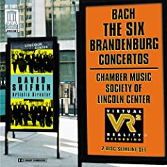 Bach, J.S.: Brandenburg Concertos Nos. 1-6 (Lincoln Center Chamber Music Society)
