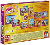 Schmidt-Spiele-56069-Mia-and-Me-In-Centopia-200-Teile-Glitzerpuzzle