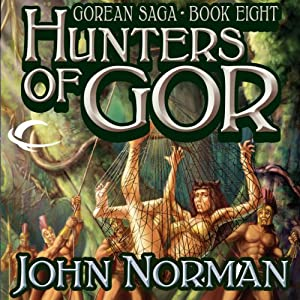 Hunters of Gor Audiobook