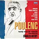 Poulenc: Concertos, Orchestral & Choral Works (5 CDs)