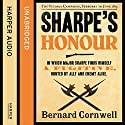 Sharpe's Honour: The Vitoria Campaign, February to June 1813: The Sharpe Series, Book 16 Audiobook by Bernard Cornwell Narrated by Rupert Farley