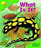 Oxford Reading Tree: Stage 2: More Patterned Stories A: What is It?