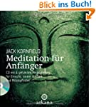 Meditation f�r Anf�nger: Inklusive ei...