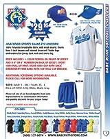 Anaconda Sports® Snake-Eye Jersey, Short and Visor Package (Call 1-800-327-0074 to order)