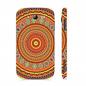Samsung Galaxy Grand The Hypnotic designer mobile hard shell case by Enthopia