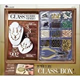 Jewelry Basics Class In A Box Kit, Naturals Glass