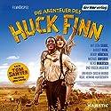 Die Abenteuer des Huck Finn Hörspiel von Mark Twain Gesprochen von: Louis Hofmann, Leon Seidel, Heike Makatsch
