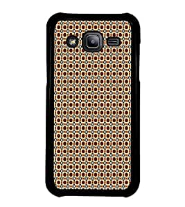 ifasho Designer Phone Back Case Cover Samsung Galaxy J2 J200G (2015) :: Samsung Galaxy J2 Duos (2015) :: Samsung Galaxy J2 J200F J200Y J200H J200Gu ( Cheetah Side look )