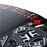 Magic Trick Poker Cards Classic Shadow Master Bicycle Playing Card Black 54 Deck by Ellusionist