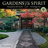 Gardens of the Spirit 2014 Wall Calendar