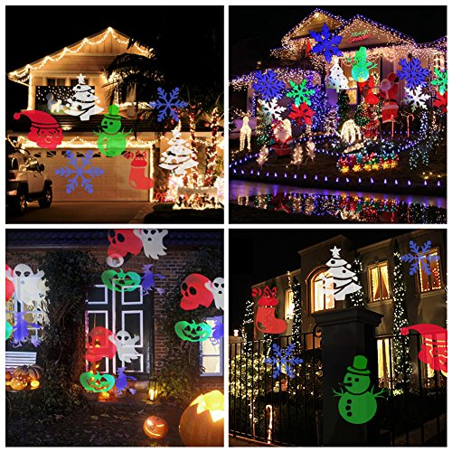 Party Projection Lights Led Projector Light, Kohree Outdoor Light ...