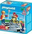PLAYMOBIL 4328 - Schulweghelferin mit Kindern