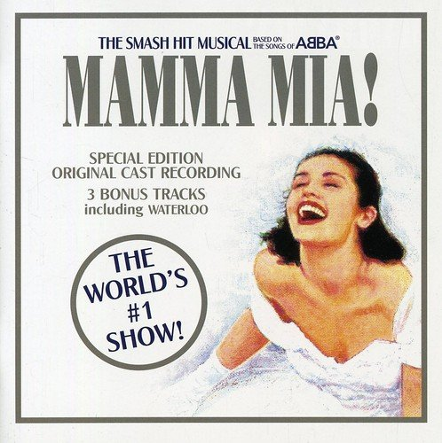 Abba - Mamma Mia! The Musical Based On The Songs Of Abba: Original Cast Recording (1999 London Cast) - 3 Bonus Tracks - Zortam Music