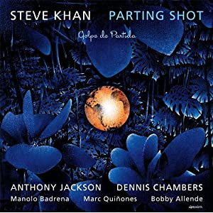 Steve Khan - Parting Shot cover