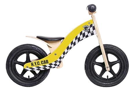 """Rebel Kidz Wood Air, 12"""", Taxi jaune"""