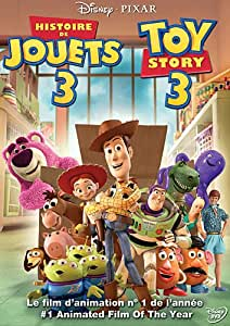 Histoire de Jouets 3 / Toy Story 3 (Bilingual)