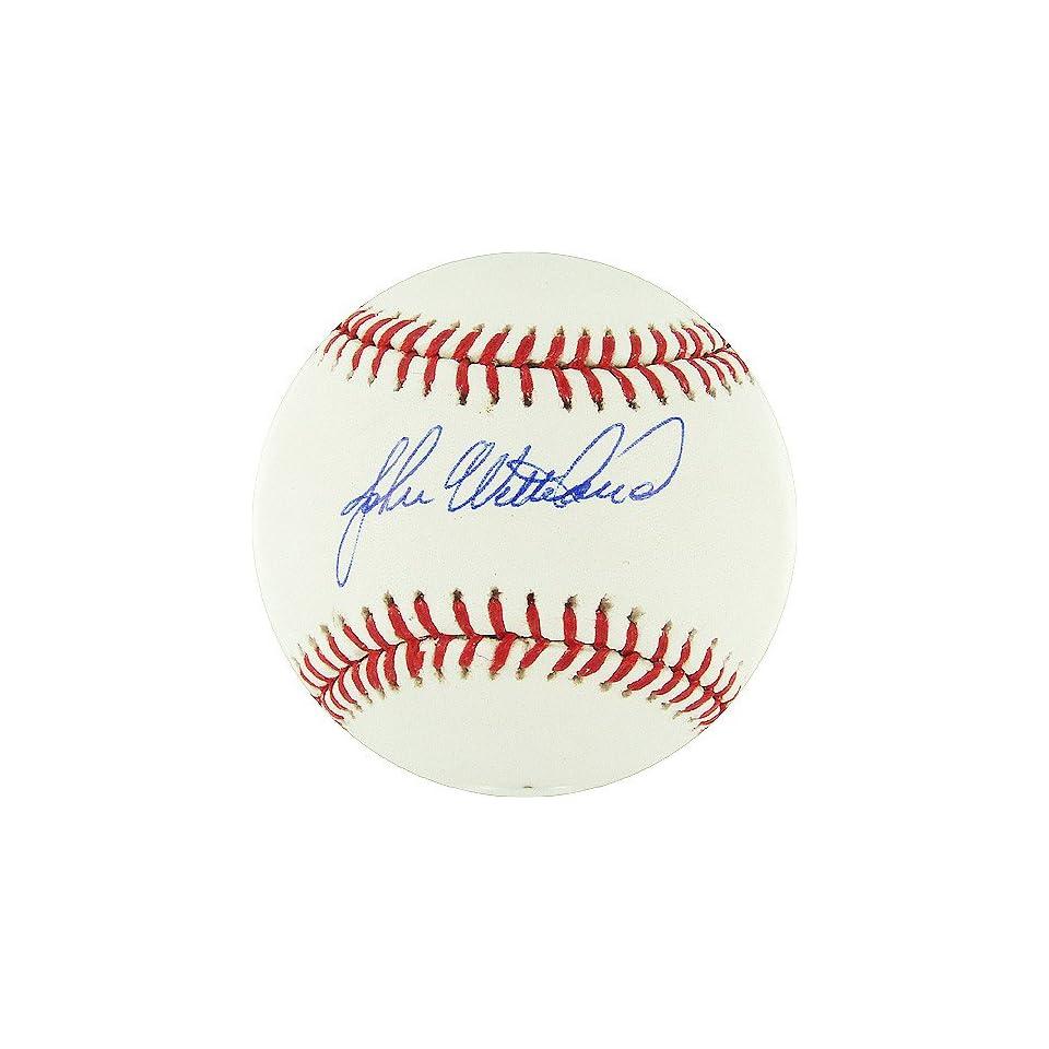 Steiner Sports New York Yankees John Wetteland Autographed Baseball
