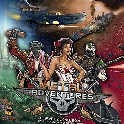 メタルアドベンチャー (Metal Adventures)