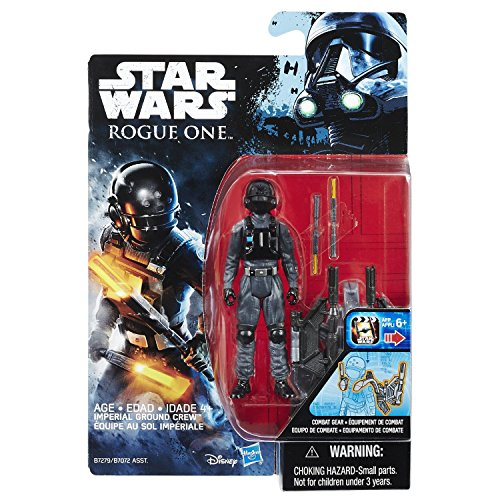 Imperial Ground Crew 3.75 inch action figure Rogue One A Star Wars Story, Hasbro
