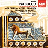 Verdi: Nabucco [Highlights]
