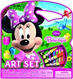 Artistic Studios Disney Minnie Mouse Character Art Tote Activity Set