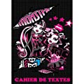 1 Agenda Journalier MONSTER HIGH - Ao�t 2014 � Ao�t 2015, 12x17cm