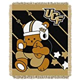 UCF Central Florida Baby Blanket Bedding Throw 36 x 46