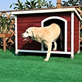 Petsfit Large Dog House, Insulated Dog House Outdoor