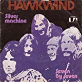 Hawkwind - Silver Machine / Seven By Seven - United Artists Records - 35 381
