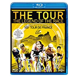 Tour De France Legend of the Race [Blu-ray]