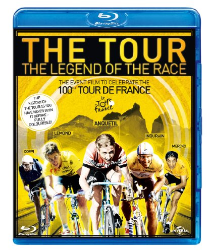 the-legend-of-the-tour-de-france-Blu-Ray-NEW-SEALED-Fast-FREE-Post-for-Austr