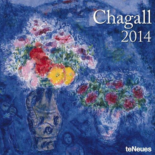 2014 Marc Chagall Wall Calendar
