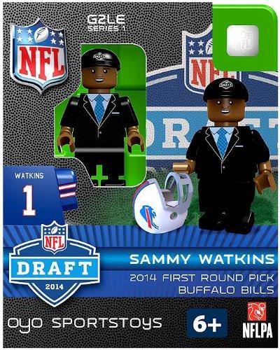 Buffalo Bills OYO Sportstoys Draft Pick Figurine - 1